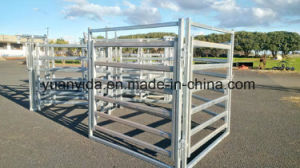 Cow Farm Hot Galvanized Fence Panel pictures & photos