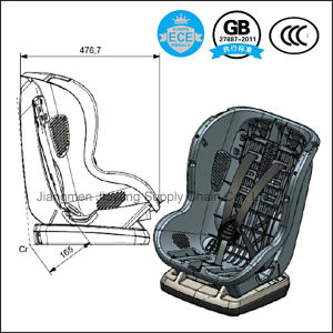 Baby Safety Car Seat with ECE GB 3c Certification for Newborn to 4 Years Child pictures & photos