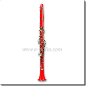 17 Keys Stuent Model ABS Colored Clarinet (CL3071-Red) pictures & photos