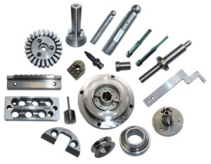 CNC Machining Components/Sheet Metal Pressed Parts pictures & photos