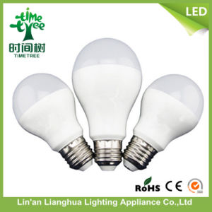 LED Bulbs A60 7W 600lm AC110V / 220V E27 B22 Aluminum+PC LED Bulb Lights pictures & photos