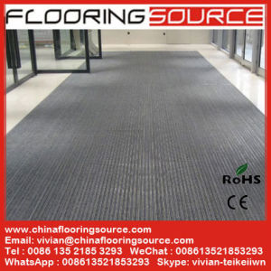 Aluminum Entrance Floor Mat and Matting for Building Entrance Safe Solutions