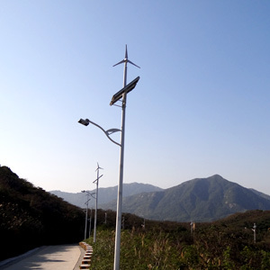Wind Solar Lights, Wind Srolar Lamp pictures & photos