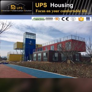 Economic Container Office and Movable Container House Restaurant pictures & photos