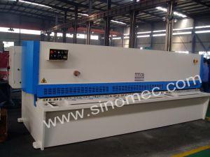 Guillotine Shearing Machine, Cutting Machine, Hydraulic Shearing Machine (QC12K-10X4000) pictures & photos