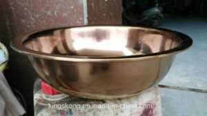 New Hammered Copper Large Ice Bucket pictures & photos