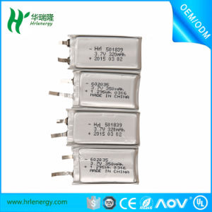 OEM Best Quality High Lipo 3.7V 502035 350mAh Battery pictures & photos