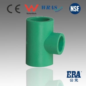Dvgw Certificate PPR Fittings Straight Tee pictures & photos