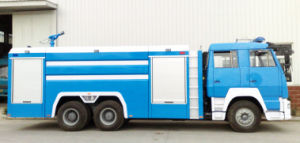 Sinotruk Steyr King Fire Fighting Truck/ Fire Engine Truck with 11500L Water Tank
