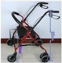 High Quality Six-Wheels Rollator with CE &ISO pictures & photos