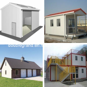 Steel Structure Frame House/Movable House/Poultry House (DG5-050) pictures & photos