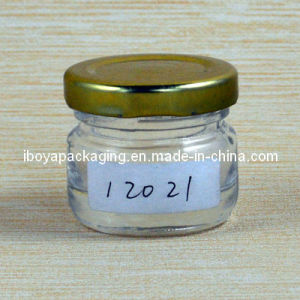 25ml Glass Honey Jar (PN: 12021)