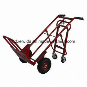 3 in 1 Heavy Duty Sack Truck (HT4023) pictures & photos