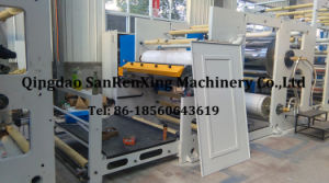 Self-Adhesive Film/Paper Hotmelt Psa Coating Machine pictures & photos