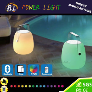 PE Material Rechargeable LED Hand Lamp pictures & photos