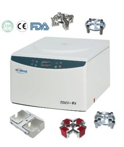 Benchtop Laboratory Centrifuge (TDZ5-WS) pictures & photos