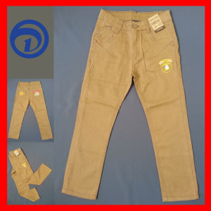 Boy′s Fashion Denim Jeans Cotton&Spandex Pants
