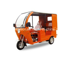 110cc Passenger Tricycle for 2-4 Person/Three Wheel Motorcycle (DTR-13) pictures & photos