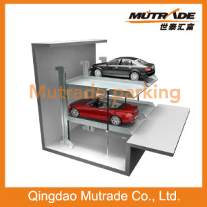 Hot Sale! Two Post Parking Lift / China Car Parking Shelters pictures & photos