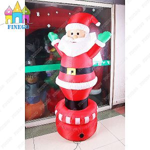 Inflatable Indoor Air Daner Bouncer Christams Gift Tree Santa Clause pictures & photos