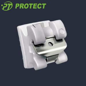 Orthodontic Dental Ceramic Self-Ligating Brackets