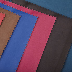 Popular PU Leather for Garments (WDH147) pictures & photos