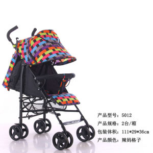 China Adjustable Handle Folding Umbrella Stroller Baby Stroller ...