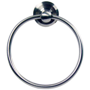 Contemporary Chrome Brass Hardware Bathroom Towel Ring, Hanger and Holder pictures & photos