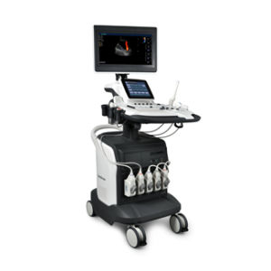 High Class Comprehensive Trolley 3D 4D Color Doppler Ultrasound Scanner pictures & photos