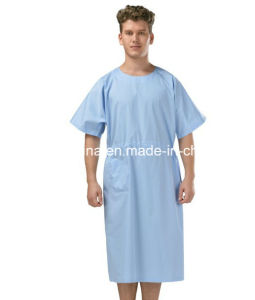Comfortable Patient Wear in Hospital Patient Gown