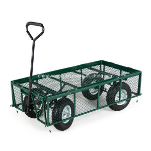 Large Garden Mesh Trolley pictures & photos