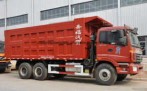 6X4 Heavy Capacity Foton 20 Tons Tipper 20t Dump Truck Price pictures & photos