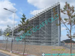 Bleacher System Steel Scaffolding Stadium pictures & photos