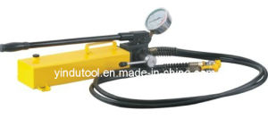 Super Big Double Acting Manual Hydraulic Pump (CP-700S) pictures & photos
