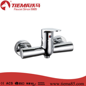 New Design Brass Chrome Bathroom Shower Mixer (ZS40102) pictures & photos