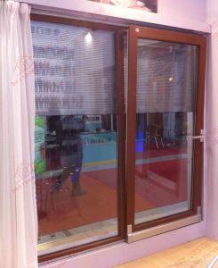 Energy-Efficient Aluminium Lifting Sliding Door (BHA-DS19) pictures & photos