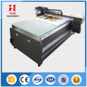 Plate Type Digital Printing Machine or Printer for Texitile pictures & photos
