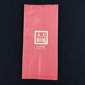 High Quality Vacuum Aluminum Foil Tea Packaging Bag pictures & photos