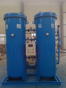 Glass Industry Oxygen Production Plant / Psa Oxygen Gas Generator pictures & photos