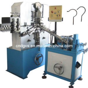 Automatic Metal Hanger Hook Making Machine (GT-HM-5S) pictures & photos