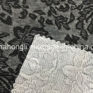 P/Sp 95/5, 215GSM, Jacquard Knitting Fabric for Lady′s Garment pictures & photos
