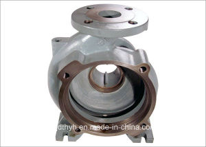 OEM Stainless Steel Investment Casting, Precision Casting Pump Housing pictures & photos