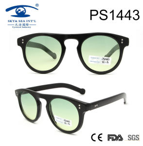 Round Shape PC Sunglasses for Wholesale (PS1443) pictures & photos