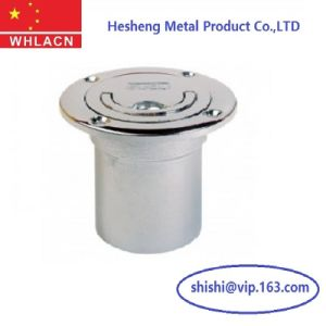Stainless Steel Cast Marine Hardware Deck Plate Fuel pictures & photos