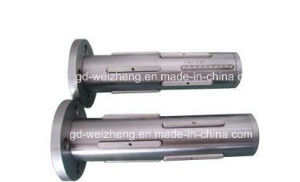 6 Inch Flage Fixed Key Type Air Shaft pictures & photos