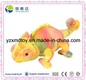 Mini Chameleon Animal Plush Yangzhou Toy pictures & photos