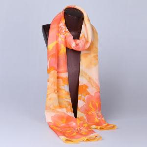2016 Top Sale Fashion Printed Silk Scarf Ss1009
