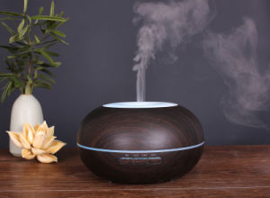 2017 Hot Sale Portable Ultrasonic Electronic Humidifier Essential Oil Aroma Diffuser 300ml pictures & photos