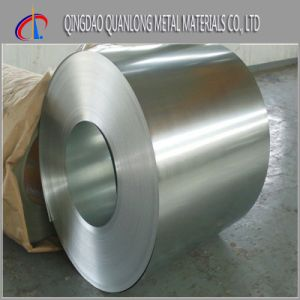 Hot Dipped Cold Rolled Zinc Coated Steel Coil pictures & photos