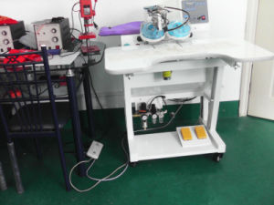 Semi-Auto Ultrasonic Rhinestone Fixing Machine pictures & photos